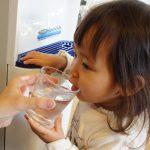 2歳 子ども 水